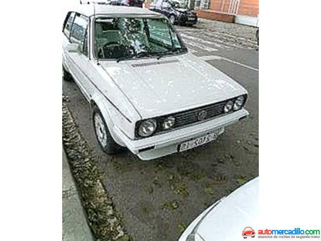 Volkswagen Cabrio 1987