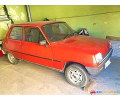 Renault 5 TL CONFORT   del 1981
