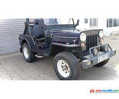 Jeep Wrangler 1981