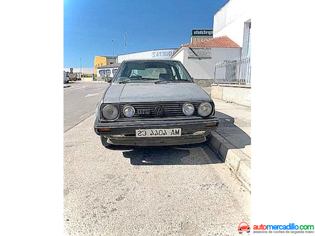Volkswagen Golf 1.6 1.6 1986