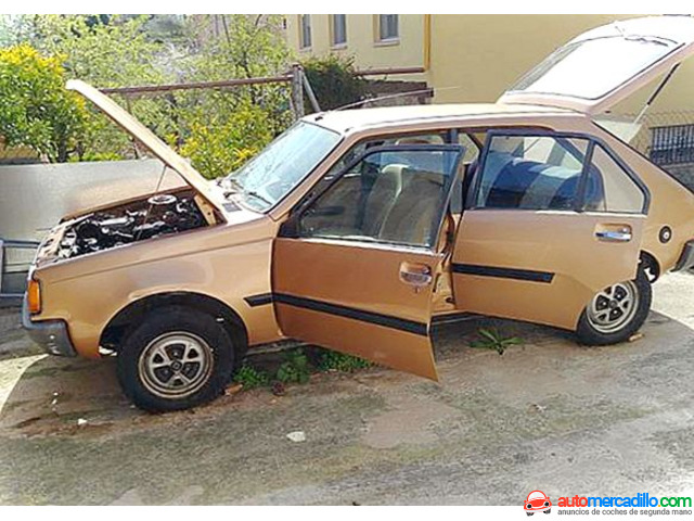 Renault 14 Gts Gts 1982