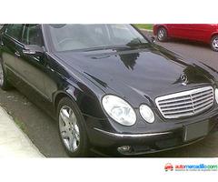 Mercedes-benz Clase E Cdi 270 Cdi 2005