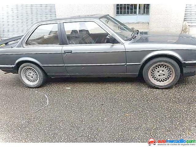 Bmw E30 Coupe 1987