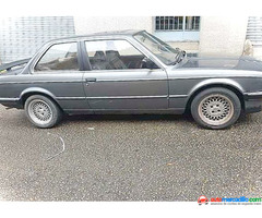 Bmw E30 Coupe 1987