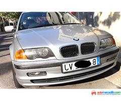 Bmw 320 D, 4 P, 170 Cv. 2000