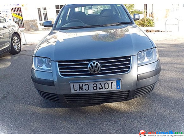 Volkswagen Passat Tdi 1.9 1.9 Tdi 2003