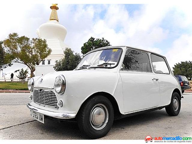 Authi Morris Mini 850 1974