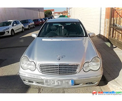 Mercedes-benz C220 2003