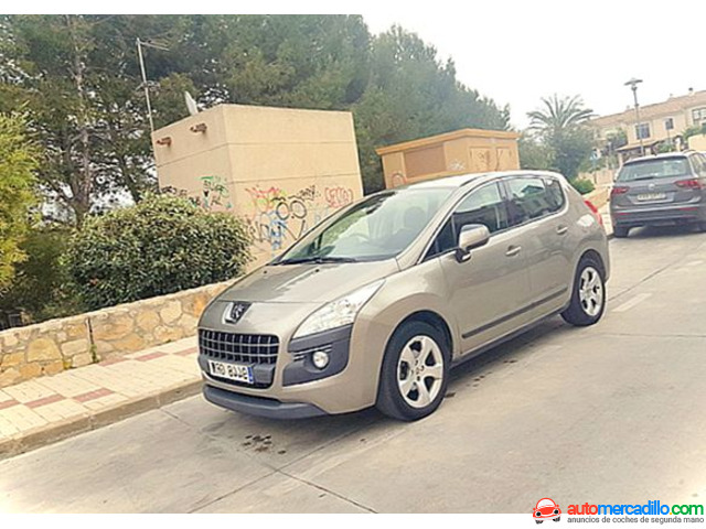 Peugeot 3008. . 1600 Hdi Impecable Hdi 2010