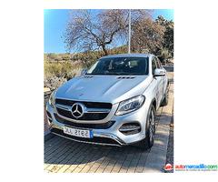 Mercedes-benz Clase Gle CoupÉ 2015