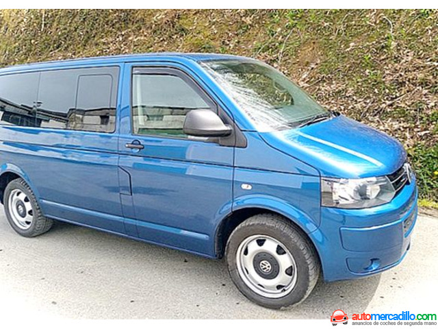 Volkswagen Transporter Multivan 2.0 Tdi 2.0 Tdi 2011