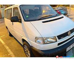 Vw Vw T4 Multivan 2001