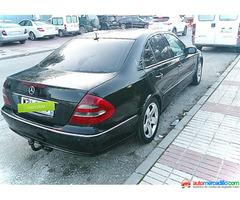 Mercedes-benz E 320 Avantgarde 2004