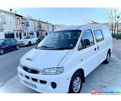 Hyundai H1 2.5 Td 6 Plazas 2.5 Td 2003
