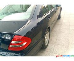 Mercedes-benz E-270 2003