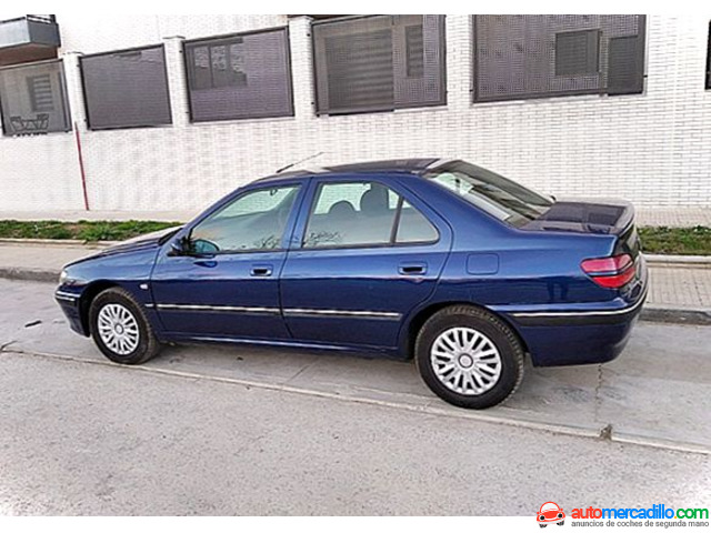 Peugeot 406 1.8 I Sr 1.8 2001