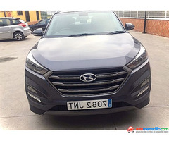 Hyundai Tucson 1.7 Crdi 116 Cv 1.7 Crdi 2016
