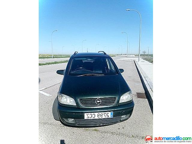 Opel Zafira 2.0 Dti 2.0 Ti 2003