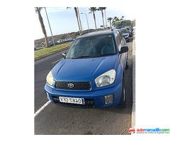 Toyota Rav 4 4x2 Gasolina 2003