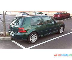 Volkswagen Golf 4 Gti 2.0 8v 2.0 Gti