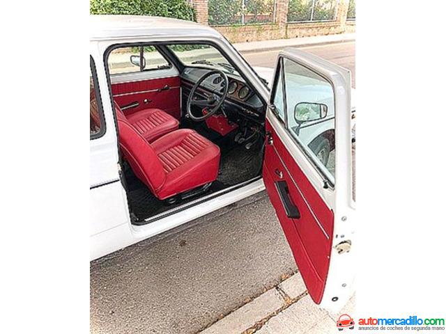 Seat 127 Ls 1977
