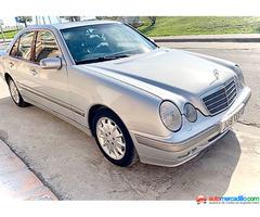 Mercedes-benz Clase E 320 Cdi Elegance Cdi 2001