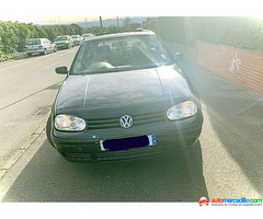 Volkswagen Golf Gti. Acepto Cambio 1998