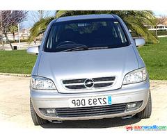 Opel Zafira 2.0 Dti 100 Cv 2.0 Ti 2005