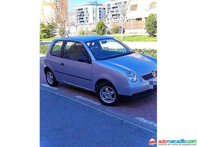 Volkswagen Lupo 1.4 Distintivo B, Itv, Aire 1.4 2002