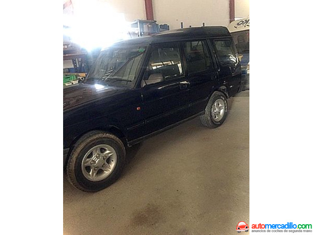 Land-rover Discovery 1999