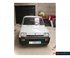 Renault 1.1 Carburacion 5 Puertas 1.1 1981