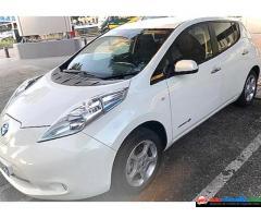 Nissan Leaf Zero Emission Electrico 2013