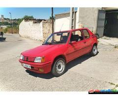 Peugeot 205 Xr 1988