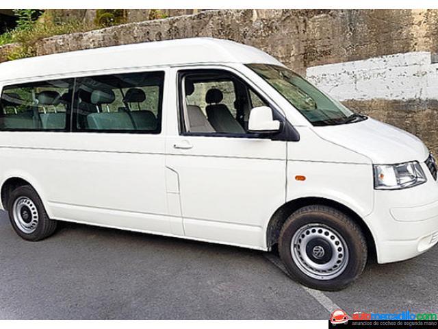 Vw Vw Transporter Multivan 2007
