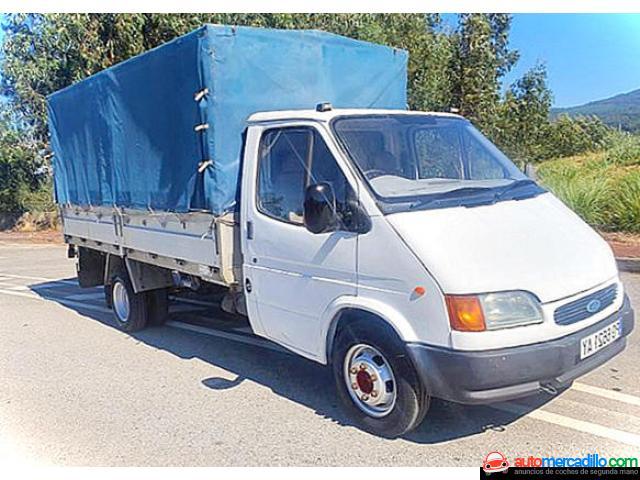 Ford 2.5 Turbo Diesel 100 Cv 2.5