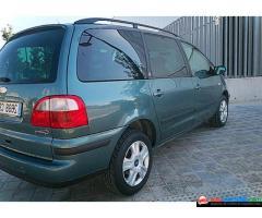 Ford Galaxy Motor Velocidades 2004