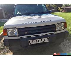 Land-rover Discovery 1997
