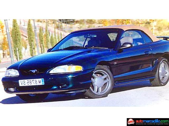 Ford Mustang Gt V8 5. 0 Cabrio 5.0 Gt 1995