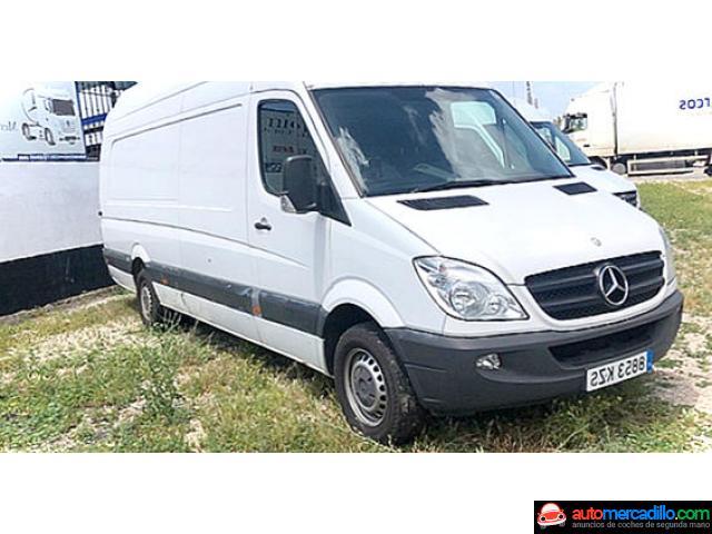 Mercedes-benz FurgÓn 316 Cdi 163 Extralargo Cdi 2012