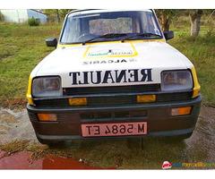 Renault 5 TL   del 1982