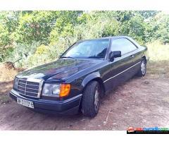 Mercedes 300 Ce 24v Sportline Manual 1992