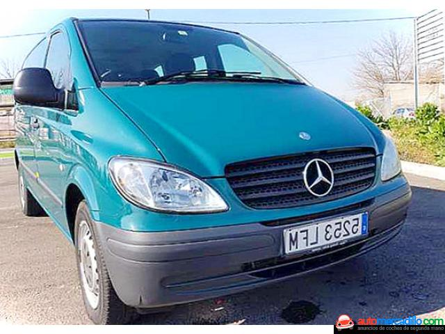Mercedes 111 Cdi Cdi 2007