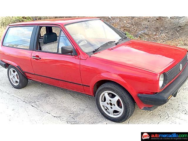 Volkswagen Polo Mk2 86 C 1988