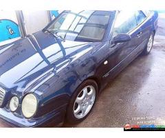 Mercedes-benz Clase Clk 1999