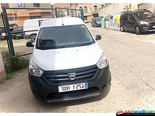 Dacia Docker 90 Cv 2014