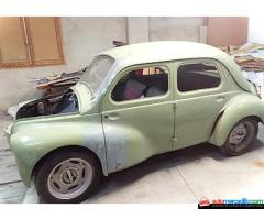 Renault 4 Cv 1958