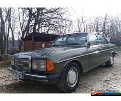 Mercedes 300 D W123