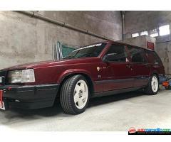Volvo 740 Master Familiar 1990