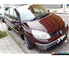 Renault ScÉnic 2004