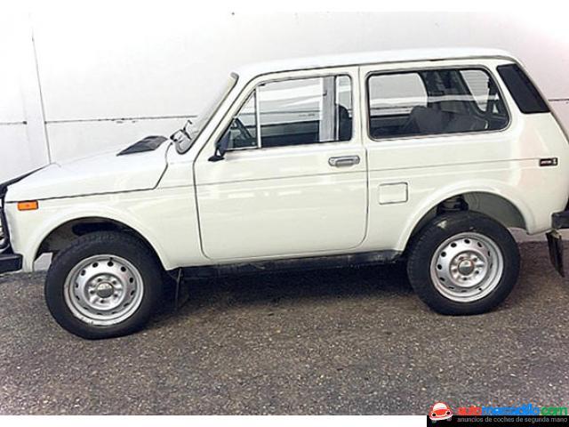 Lada Niva 1600 4x4 1989